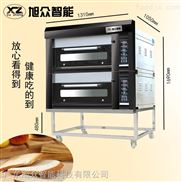 触摸微电脑旋钮式烤箱家用烘焙箱