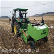 玉米收割机自动打捆机