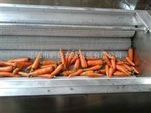 毛辊胡萝卜清洗机