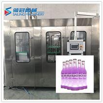 玻璃瓶碳酸饮料灌装设备