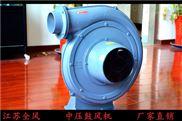 TB-150铝壳中压鼓风机