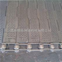 不锈钢链板,304不锈钢冲孔链板,食品烘干机链板。