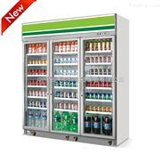 广西南宁批发便利店超市饮料柜展示柜冷藏保鲜柜送货上门