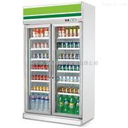 南宁饮料柜冷藏保鲜展示柜超市风幕柜水果柜蛋糕柜