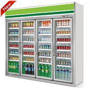 广西南宁便利店超市饮料柜展示柜冷藏保鲜柜送货上门
