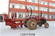 拖拉机带的玉米秸秆粉碎机