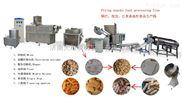 全自动油炸生产线锅巴面食类连续油炸设备