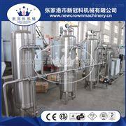 RO-2T专业水处理生产厂家纯净水制水机RO反渗透机组