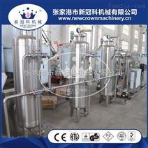 專業水處理生產廠家純凈水制水機RO反滲透機組