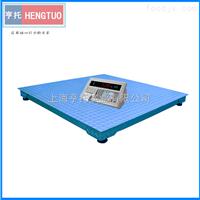 打印称重一体式电子地磅 上海地磅 2吨电子地磅带打印