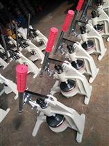 HT-Q加厚面料手压取样器 手压取样刀可切10mm 手压式刻重仪