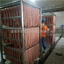 SKGC500红肠加工设备厂家新闻
