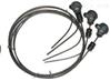 WZPK-136單支鎧裝熱電阻
