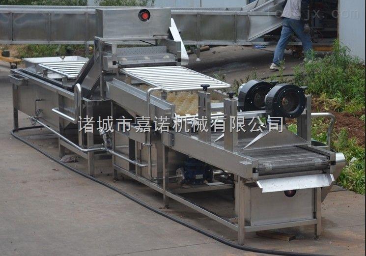 鱼罐头生产线设备