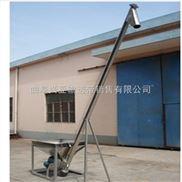 小型螺旋输送机 不锈钢螺旋提升机 水泥粉剂蛟龙上料机
