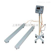 DCS-HT-I浙江2吨不锈钢条形秤 带滚轮条形电子地磅