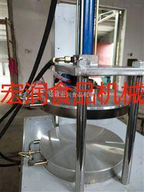 HR-YBJ-200电加热全自动压饼机