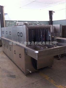 电加热式自动温控蔬果筐洗筐机