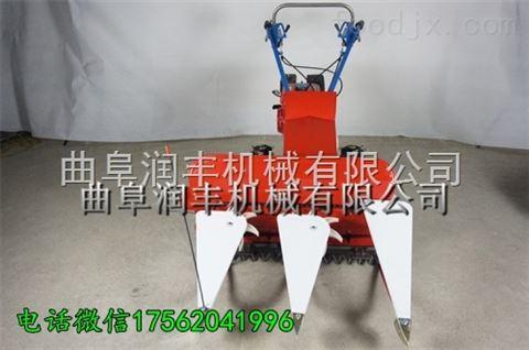 前置式割晒机 稻麦收割机 农用割捆机批发