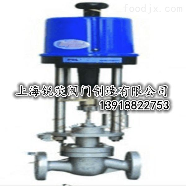 zdsp/zrsp电动单座调节阀/上海沃茨水工业图片