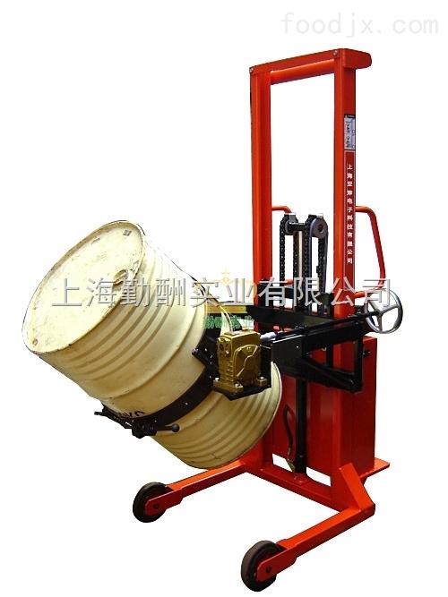 抱式油桶秤_全自动倒桶称_150KG/50G电子倒桶称