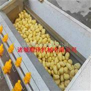 SZ-800-厂家供应小型毛棍刷清洗机、薯类脱皮清洗机