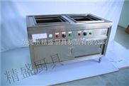 豪华酒店专用双头电热烫面炉 高效能发热器升温快.节能厨具烫面炉价格