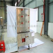东莞厂家燃气海鲜蒸柜 快速燃烧内设自动进水装置,铸铁可调重力脚