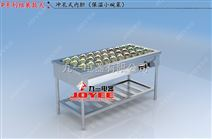 简易款盒饭保温快餐柜多少钱厂家直销定制