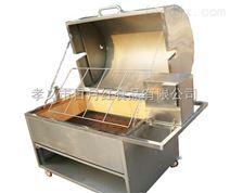 北京烤羊腿羊排机器|手撕兔木炭烤炉|自动翻转烤乳猪机