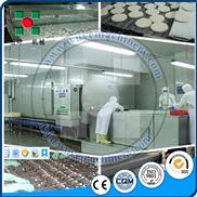 流化式振动冻结器(隧道速冻机)