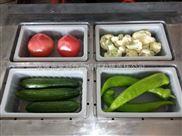 脱水蔬菜真空充气保鲜气调包装机封口机