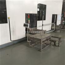 TCS-HT-G流水线检重50kg无动力辊筒电子秤 苏州100公斤上下限报警滚轮电子称