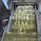 天妇罗鳕鱼片竹夹鱼上浆机设备