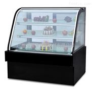 富祺蛋糕柜展示柜商用冷藏熟食水果风冷直冷圆弧直角保鲜甜品冰柜