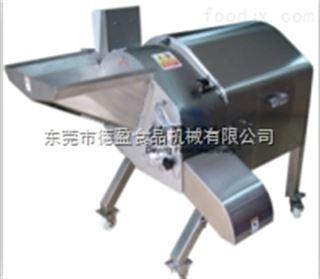 DY-1500东莞德盈三维番薯切丁切条机
