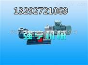 思茅強亨NYP高粘度轉子泵的工作原理