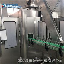 全自動等壓灌裝機碳酸飲料灌裝線