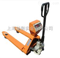 2吨拖板叉车秤多少钱 上海哪里可以买到品牌叉车电子秤