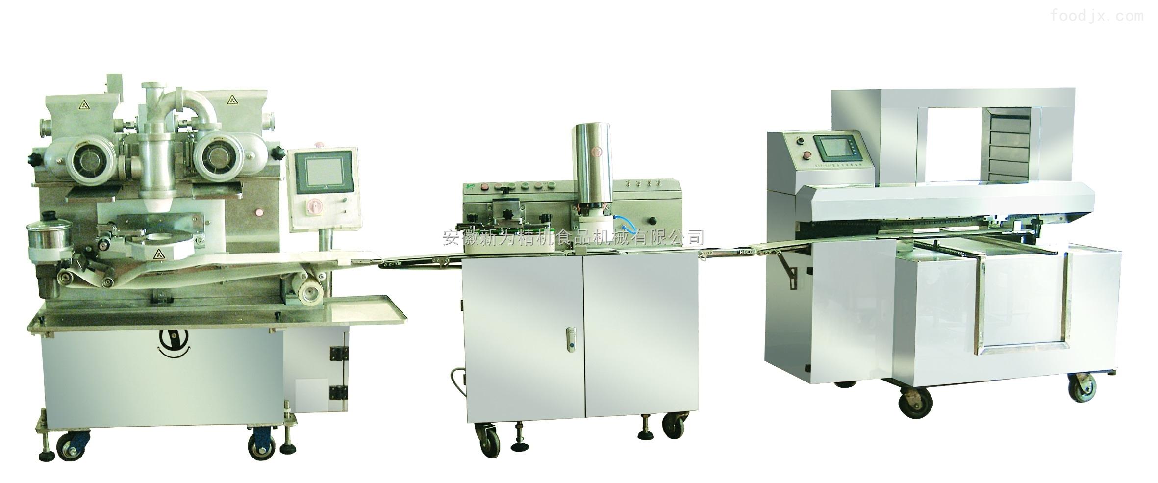 XW-3000型-月饼生产线