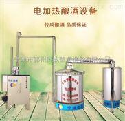 传成200型不锈钢电加热酿酒设备