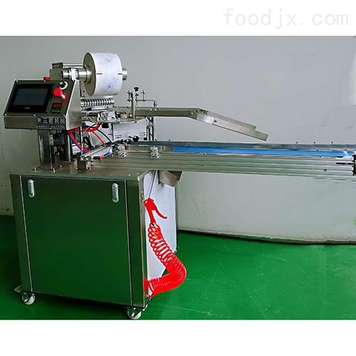 合肥三若SRZ-408型酥式月饼纸包机
