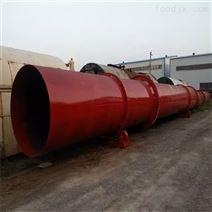 加工直徑1.5米×長15米污泥滾筒烘干機