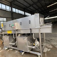 SZ4000热水消毒塑料筐子清洗机