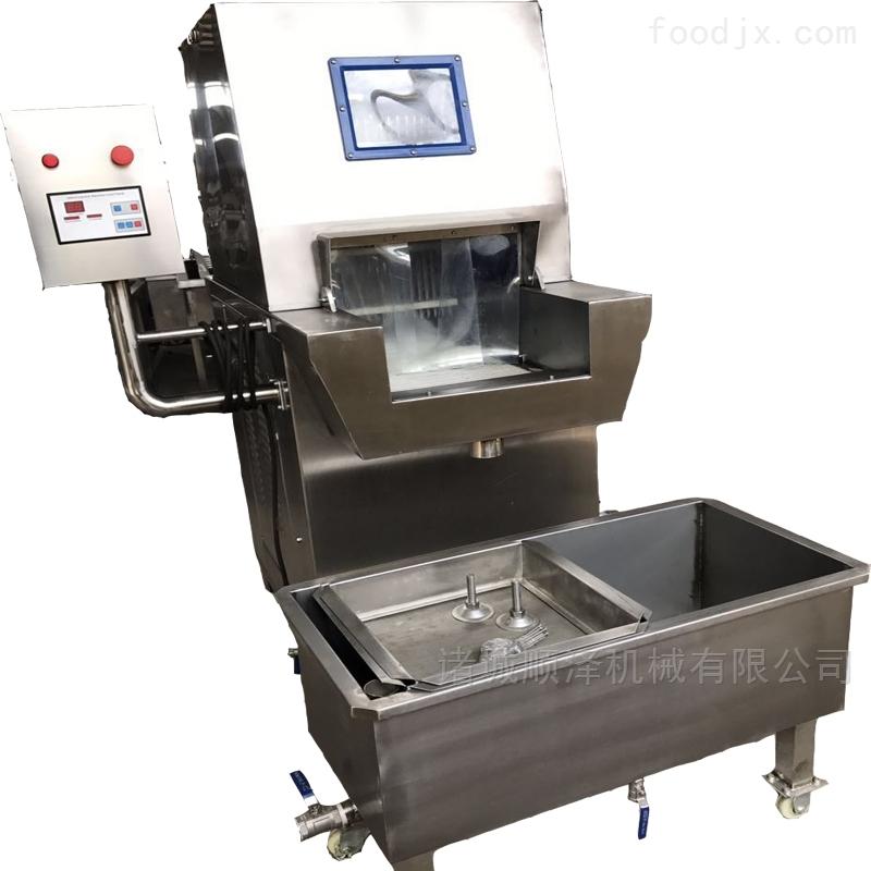 全自动带骨猪肉盐水注射机