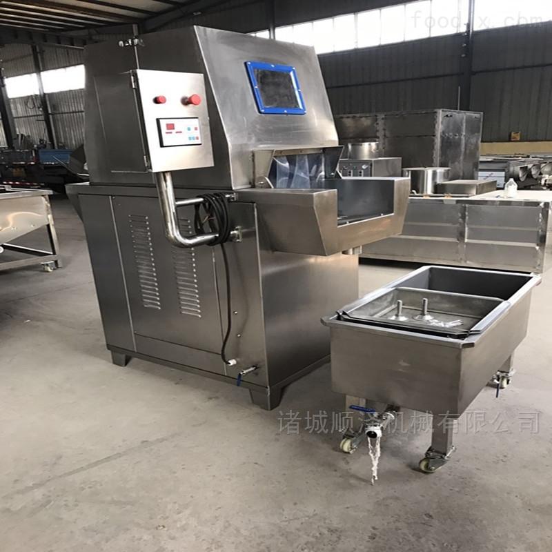 专业供应牛排盐水注射机  鸡排入味注射设备