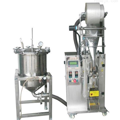 豆奶液体包装机