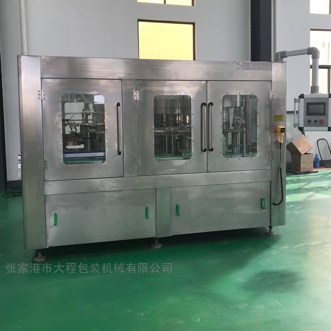 CGF9-9-4-瓶装水生产设备厂家不锈钢矿泉水自动灌装机