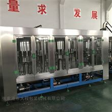 RCGF24-24-24-8茶饮料四合一灌装机