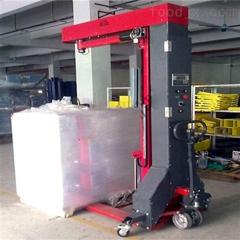 台山罗博派克旋臂式塑料薄膜捆包机诚信厂家